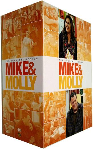 Mike & Molly: the complete serie