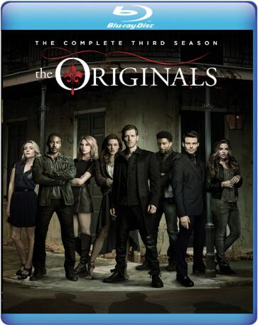 Originals: Season 3 [Blu-ray]