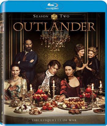 Outlander: Season 2 [Blu-ray]