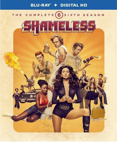 Shameless: Season 6 [Blu-ray]