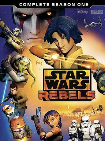 Star Wars Rebels: Season 1