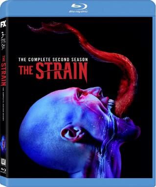 The Strain: Season 2 [Blu-ray]