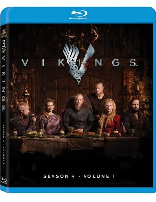 Vikings: Season 4 Volume 1 [Blu-ray]