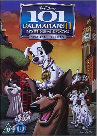 101 Dalmatians II -Patch's London Adventure (Special Edition)