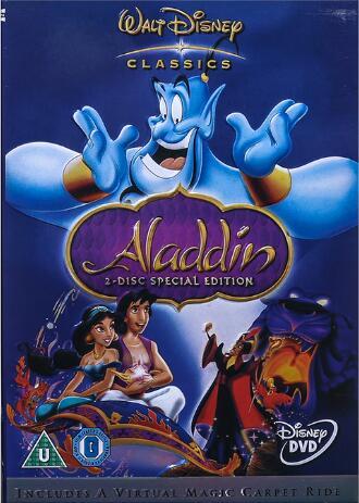Aladdin [2 Disc Special Edition] – Disney