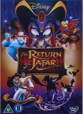 Aladdin 2: The Return Of Jafar – Disney