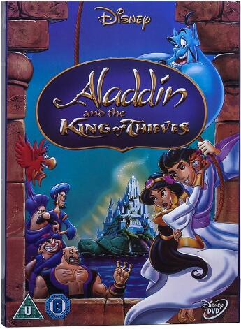 Aladdin and the King of Thieves – Disney