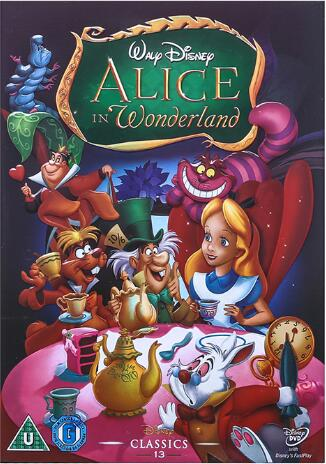 Alice In Wonderland (Special Edition)- Disney