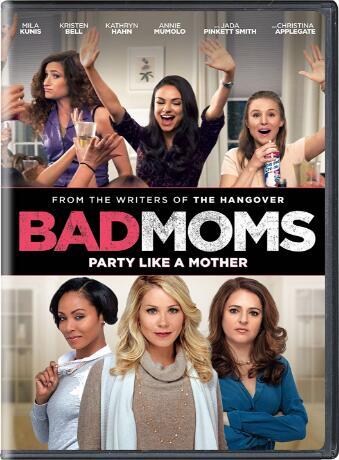 Bad Moms – Movie