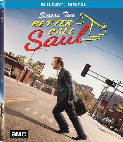 Better Call Saul: Season 2 [Blu-ray]