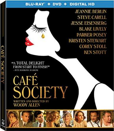 Cafe Society [Blu-ray]