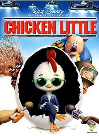 Chicken Little – Disney DVD Wholesale