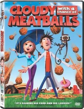 Cloudy with a Chance of Meatballs – Disney