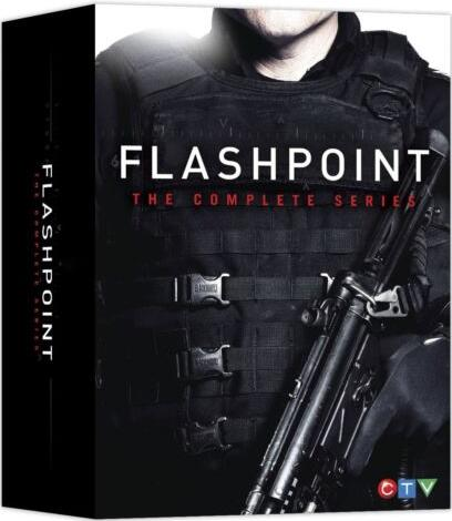 Flashpoint: The Complete Series (Seasons 1-5)