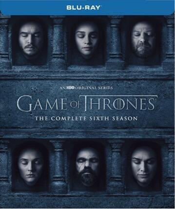 Game of Thrones: Season 6 [Blu-ray]
