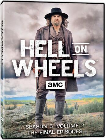 Hell on Wheels: Season 5 Volume 2