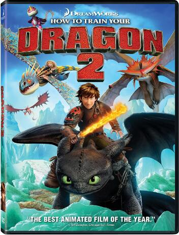 How to Train Your Dragon 2 – Disney