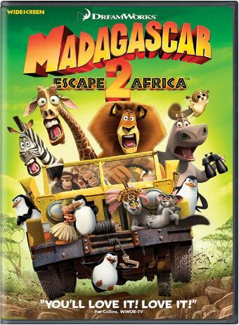Madagascar: Escape 2 Africa – Disney