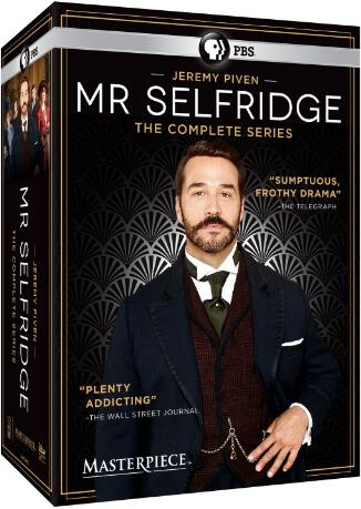 Masterpiece: Mr Selfridge – The Complete Series