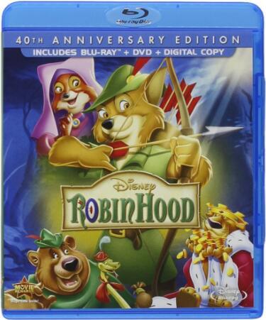 Robin Hood: 40th Anniversary Edition [Blu-ray]