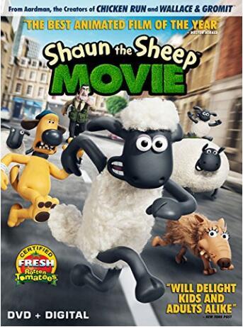 Shaun the Sheep Movie – Disney