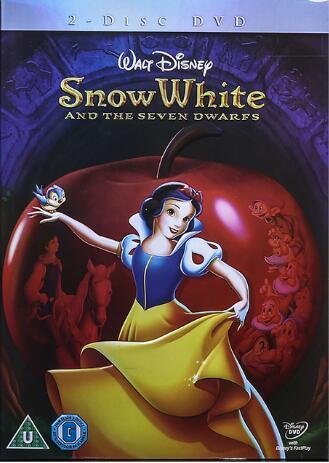 Snow White And The Seven Dwarfs (Platinum Edition) – Disney