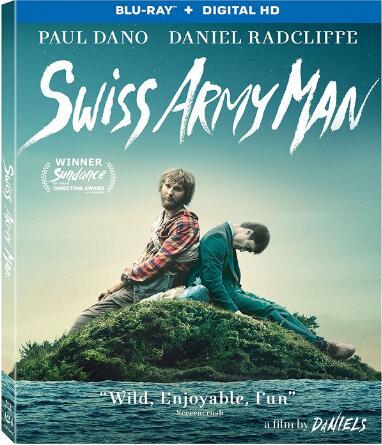 Swiss Army Man – Movie