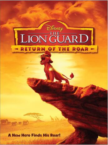 The Lion Guard: Return of the Roar – Disney