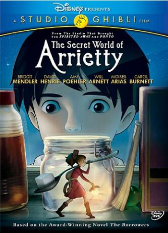 The Secret World of Arrietty –  Disney