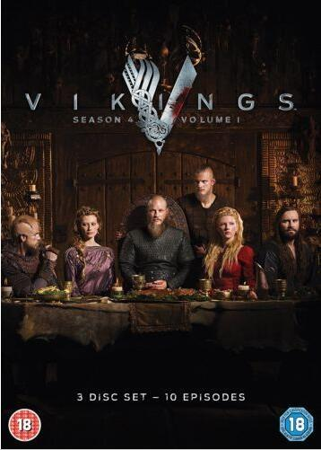 Vikings: Season 4 – Volume 1 – UK version