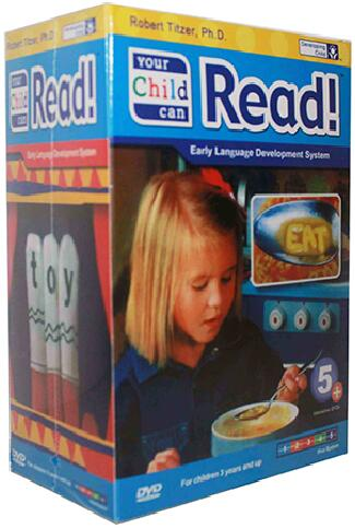 Your Child Can Read!