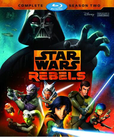 Star Wars Rebels: Season 2 [Blu-ray]