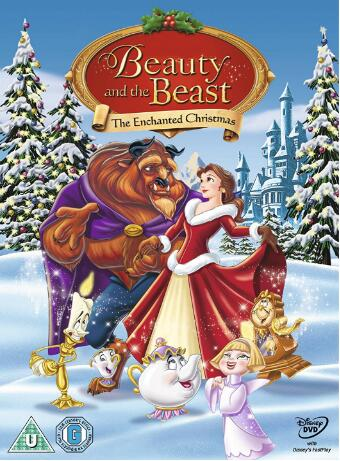 Beauty and the Beast: The Enchanted Christmas – UK Region