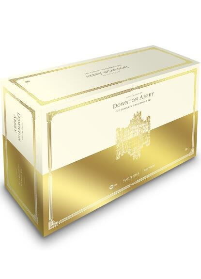 Downton Abbey Complete Limited Edition Collector's Set