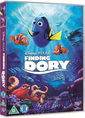 Finding Dory – UK Version