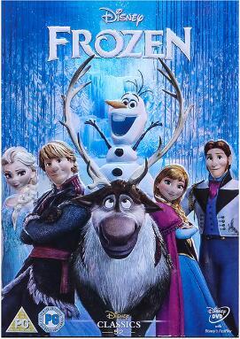 Frozen – UK Version – Disney