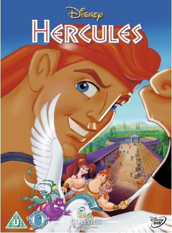 Hercules – UK Version