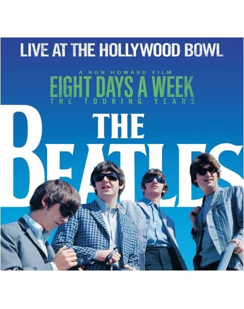 Live At The Hollywood BowlSep – The Beatles