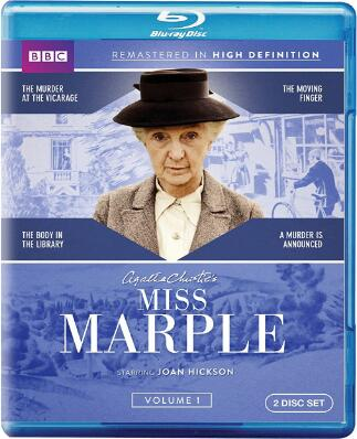 Miss Marple: Volume One (Blu-ray)