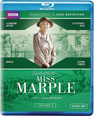 Miss Marple: Volume Three (Blu-ray)