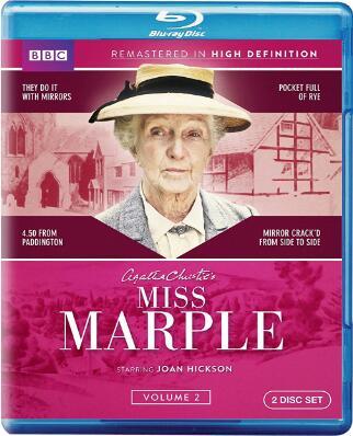 Miss Marple: Volume Two (Blu-ray)