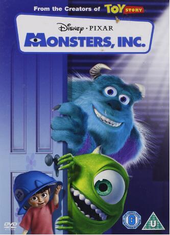 Monsters Inc. – UK Region – Disney