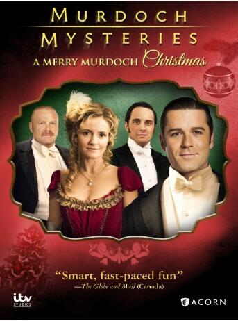 A Murdoch Mysteries Christmas – Movie