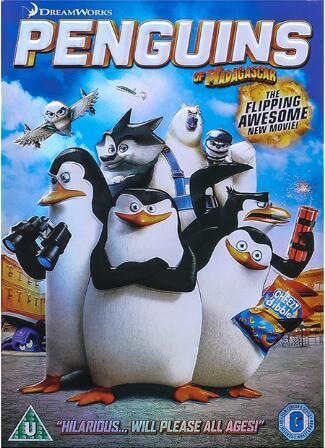 Penguins of Madagascar – UK Region