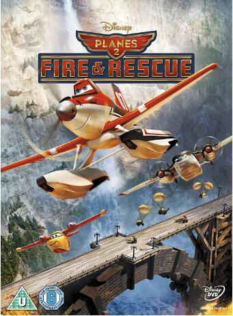 Planes 2: Fire and Rescue – UK Version