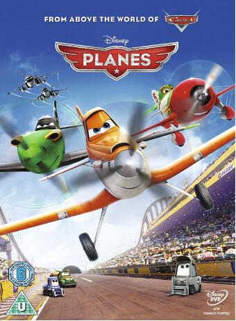 Planes – UK Version
