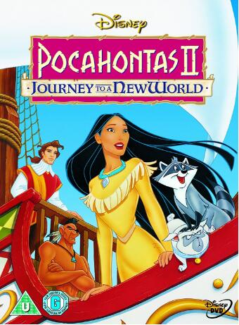 Pocahontas II: Journey to a New World – UK Region