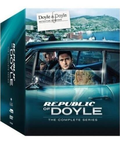 Republic Of Doyle: The Complete series