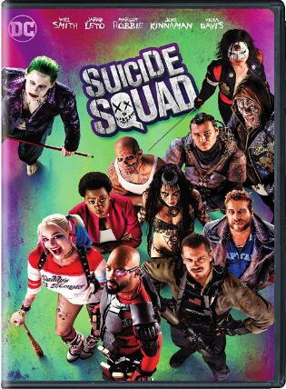 Suicide Squad – Movie
