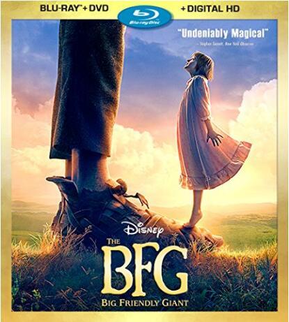 The BFG [Blu-ray]